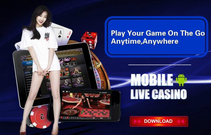 モバイルオンラインカジノ
